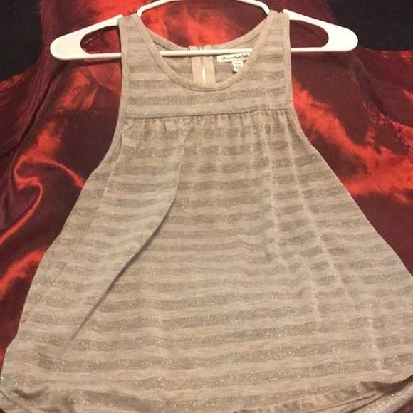 American Eagle Outfitters Tops - American Eagle Babydoll Tank